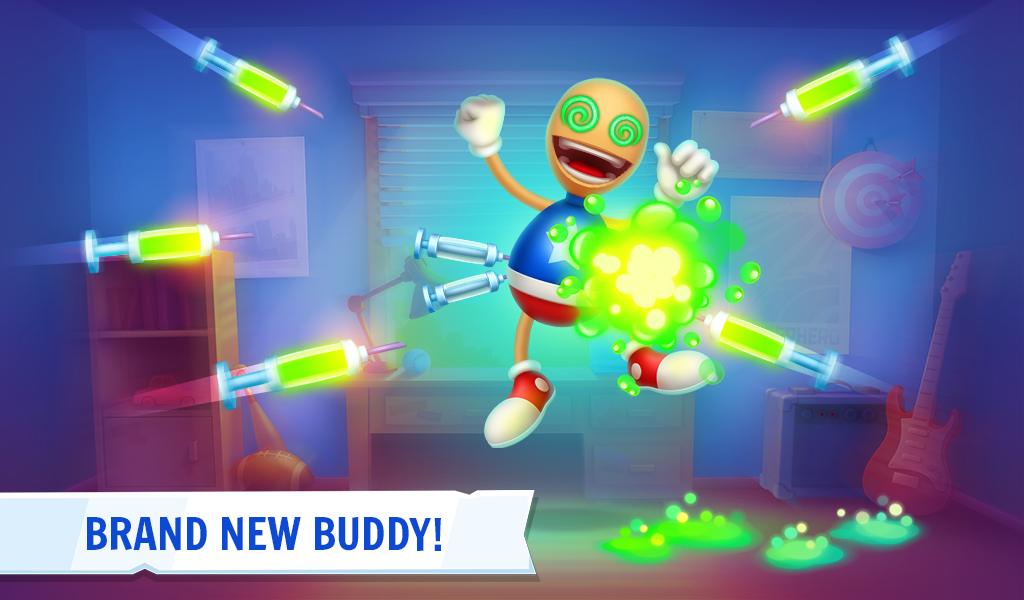 Kick the Buddy: Forever screenshot 2