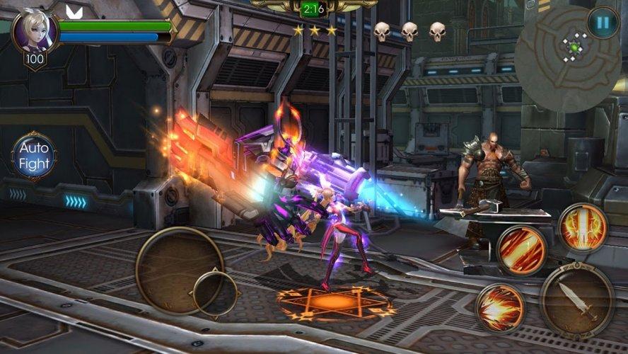 Legacy of Discord-FuriousWings screenshot 15