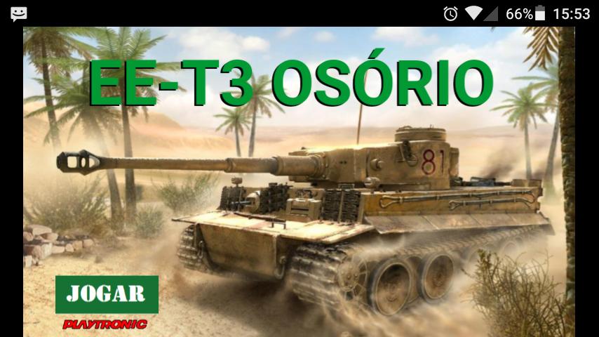 EE-T3 Osório screenshot 1
