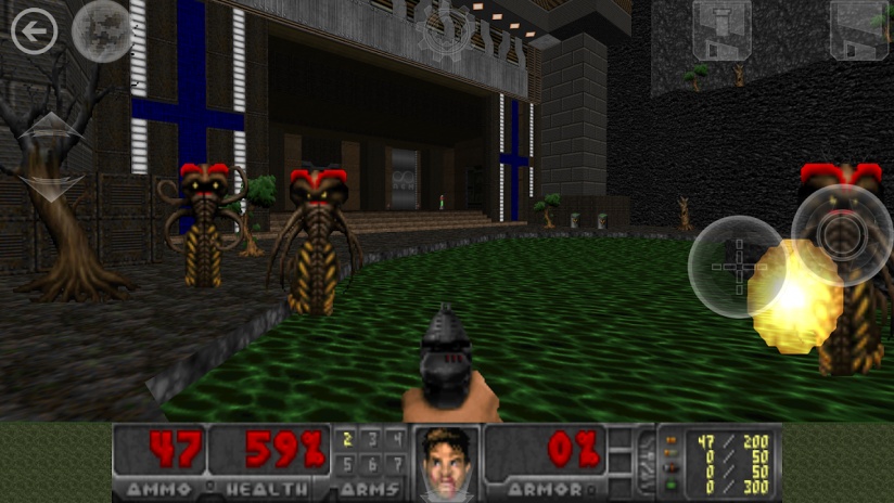 Delta Touch [THE Doom engine source port] 1 11 2 Download