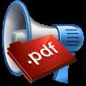 @Voice PDF Crop Plugin Icon