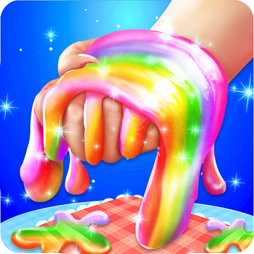 Crazy Slime Maker: A Free Fun Fluffy Squishy Game