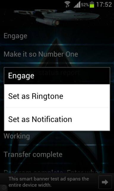Star Trek TNG Soundboard | Download APK for Android - Aptoide