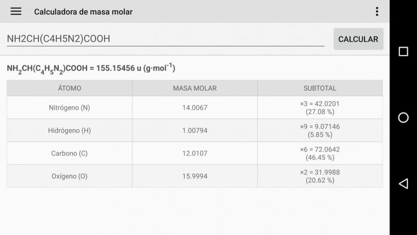 Tabla peridica 630 descargar apk para android aptoide tabla periodica captura de pantalla 13 urtaz Images