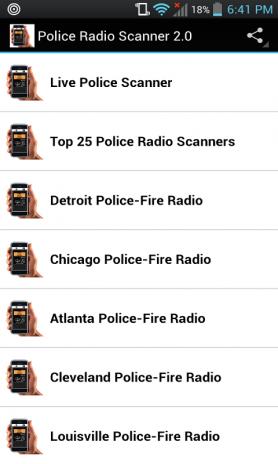 Politie Radio Scanner 1 4 Apk دانلود برای اندروید Aptoide