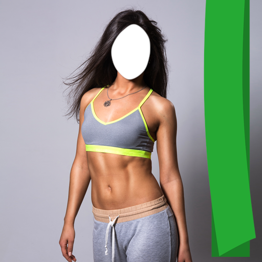 приложение картинка с телом снова