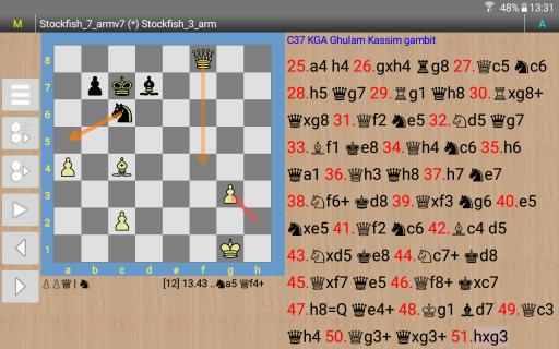 Chess Engines Play Analysis screenshot 7