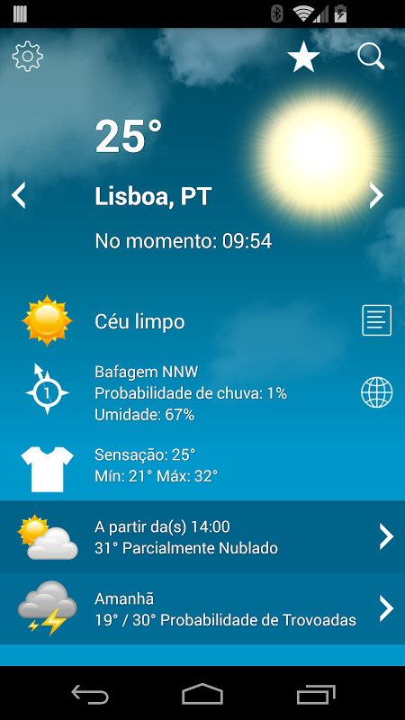 Tempo XL PRO Portugal screenshot 1