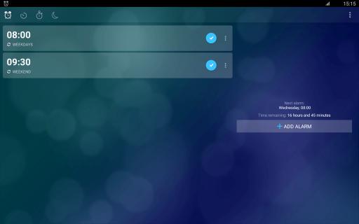 Alarm Clock Xtreme Free +Timer screenshot 7