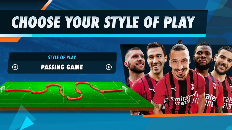OSM 21/22 - Football Game screenshot 6