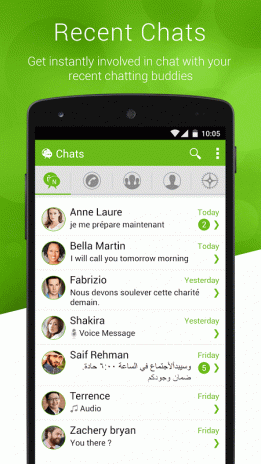 Facebook chat instant messenger 1. 1 (free) download latest.