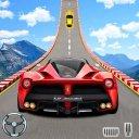 Superhero Mega Ramp Car Racing Stunt 3D: Car games