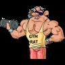 Gym Rat 5x5 Icon