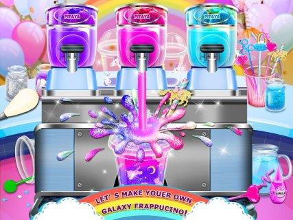 Rainbow Ice Cream - Unicorn Party Food Maker screenshot 2