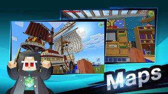 Master for Minecraft- Launcher Screenshot