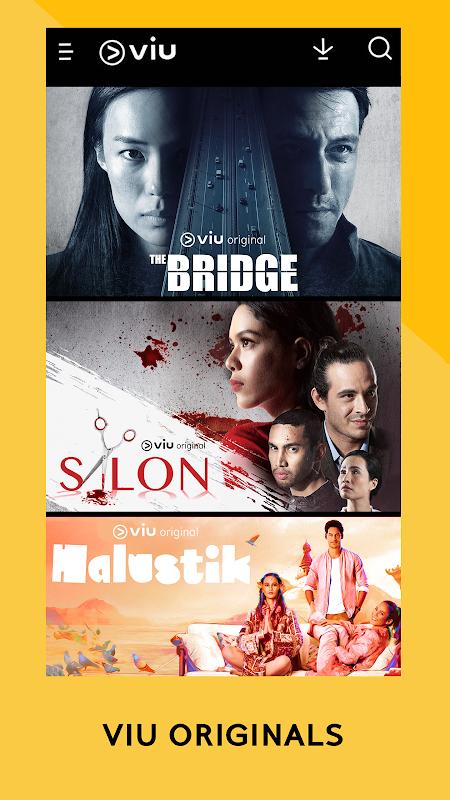 Viu - Korean Dramas, TV Shows, Movies & more screenshot 1