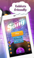 Guess The Song - Music Quiz Screen