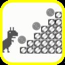 T-Rex Run! : Go dinosaur (game pixel chrome)