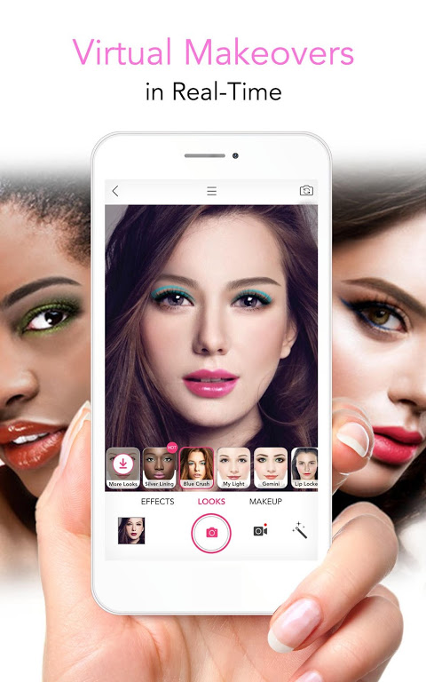 YouCam Makeup: Selfie Camera screenshot 1