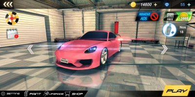 True Racing:Drift on road asphalt Screen