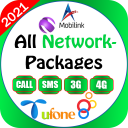 All Network Packages Pakistan 2019:
