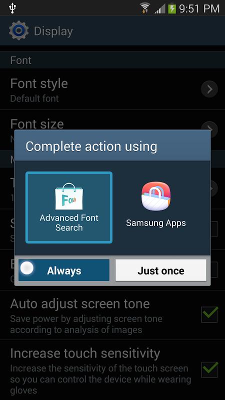 Samsung Schriftarten Kostenlos