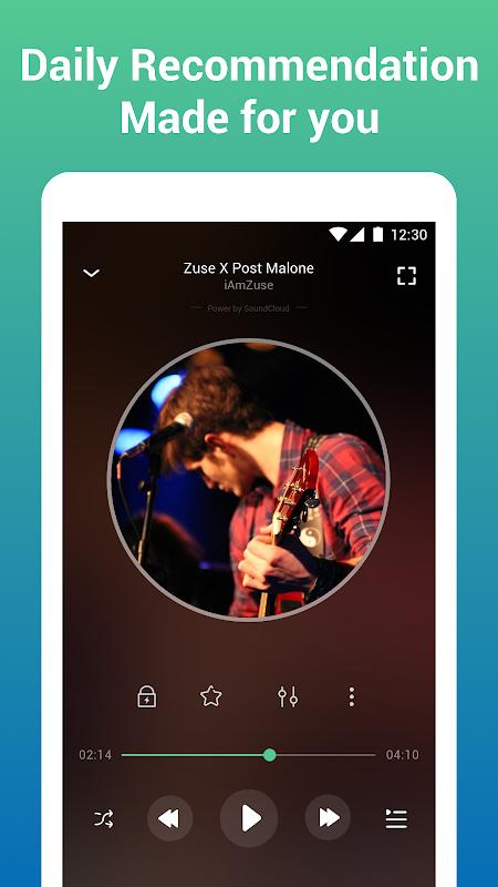 Free Music Lite - Offline Music Player screenshot 2