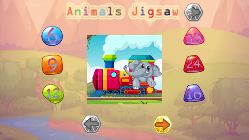 Animals Jigsaw Puzzle Games 1 0 0 Android အတွက် Aptoide