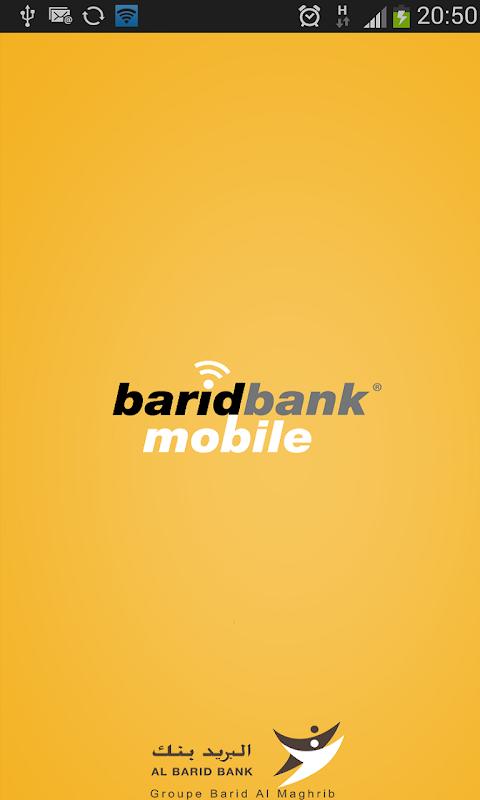 et installer barid bank mobile