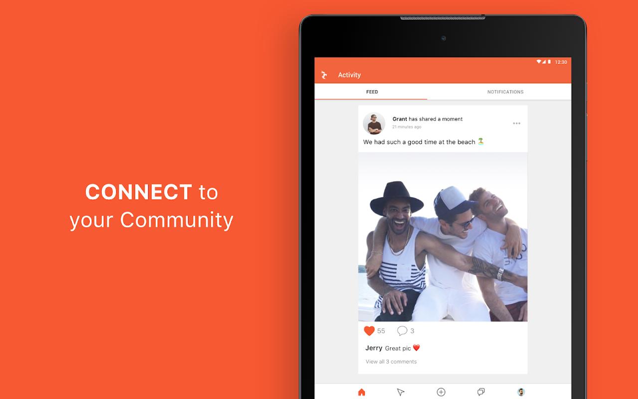 Hornet Gay Social Network screenshot 1