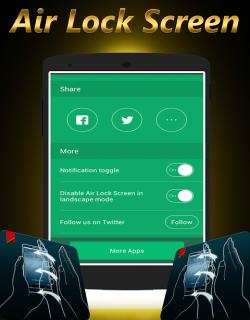 Wave Air Lock Screen / Unlock 2 0 0 Download APK for Android - Aptoide