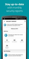 ESET Mobile Security & Antivirus Screen
