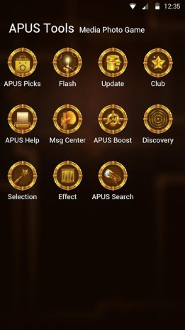 Steam age-APUS Launcher theme 604 Download APK for Android