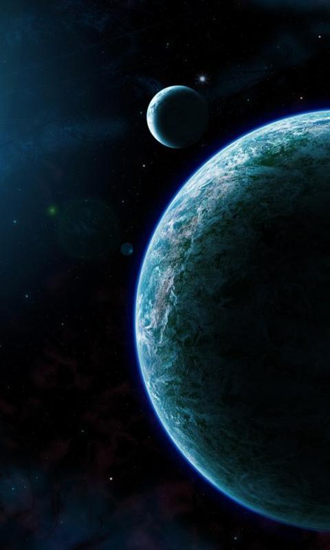 Hintergrunde bilder planeten