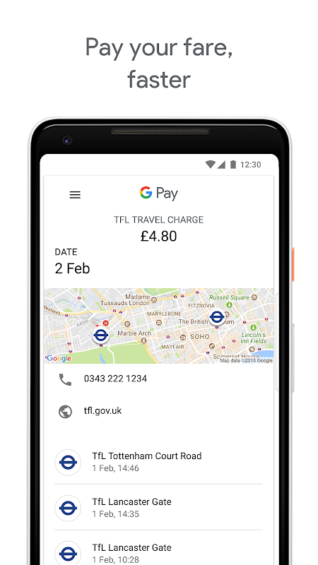 Android Pay screenshot 10