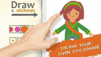 Draw a Stickman: EPIC 2 Screen