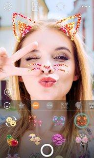 B612 - Kamera selfie terbaik screenshot 15