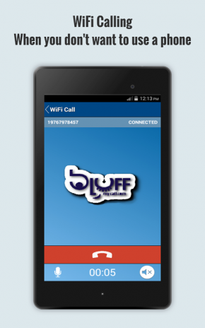 Bluff my call for android download.