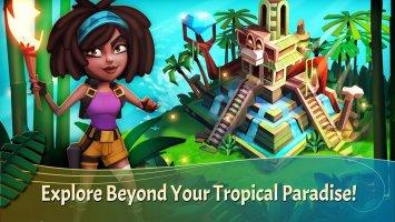 FarmVille: Tropic Escape (MOD) Screen