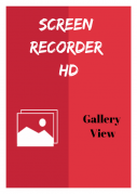 Screen Recorder HD Screenshot