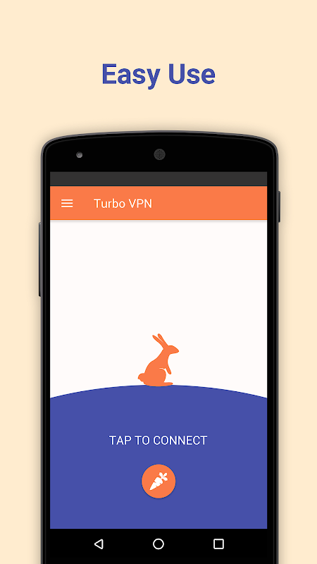 Turbo VPN - Unlimited Free VPN screenshot 1