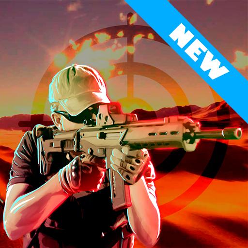 Desert Sniper Special Forces 3D Shooter FPS Game