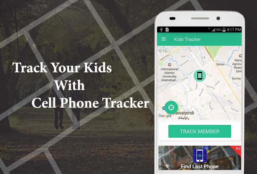 1 cell phone tracker