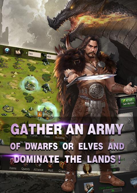 Elves vs Dwarves screenshot 15