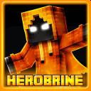 Herobrine Addon for MCPE 0.16+