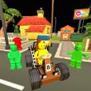 Kart Adventure Parking