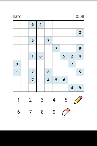 21 number game sudoku danh