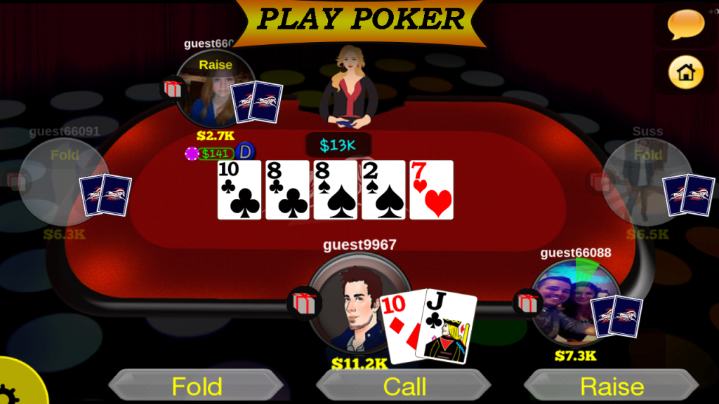 free texas holdem poker game offline