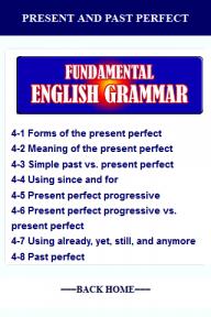 English Grammar screenshot 5