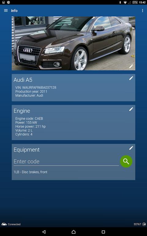 OBDeleven PRO car diagnostics app VAG OBD2 Scanner screenshot 16